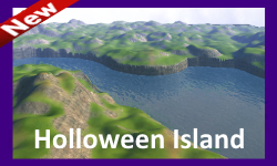 Fonky Holloween Island For XXL