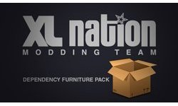 XL Nation Furniture Dependency Pack