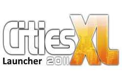 Cities XL 2011 - Launcher