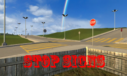 Stop Sign Replacement For XXL